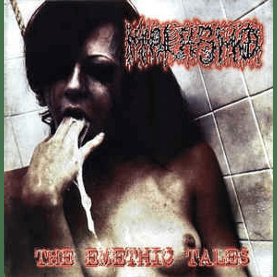 Marasmo  – The Emethic Tales CD