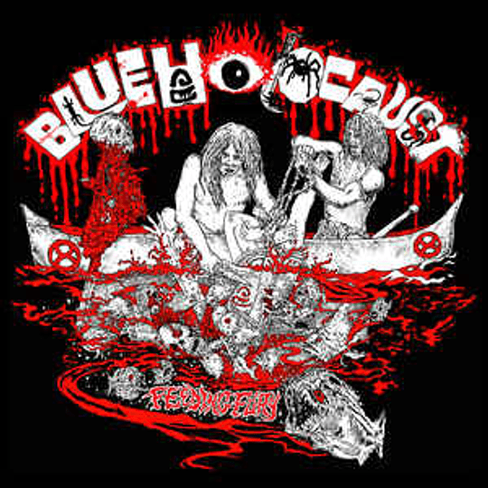Blue Holocaust – Feeding Fury (Feral Practices) MICROCD