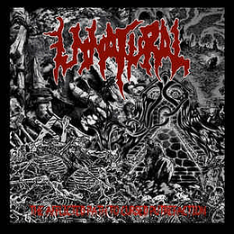 Unnatural  – The Afflicted Path To Cursed Putrefaction CD