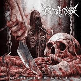 DETRITIVOR - Scattered Remnants  CD