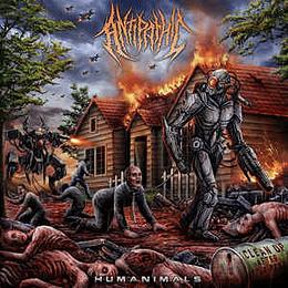 Antipathic – Humanimals CD