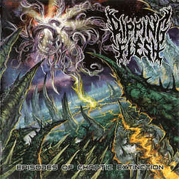 Ripping Flesh  – Episodes Of Chaotic Extinction CD