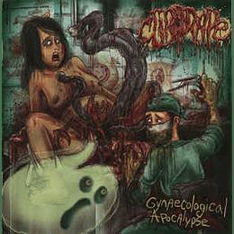 Clitorape – Gynaecological Apocalypse CD