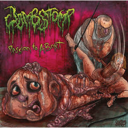 Wombstomp – Passion To Abort CD