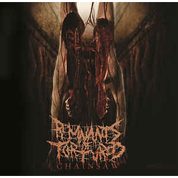 Remnants Of Tortured – Chainsaw CD