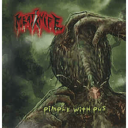 Meatknife – Pimple With Pus  CD