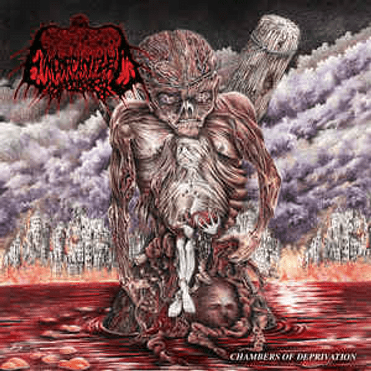 Encoffinized – Chambers Of Deprivation CD