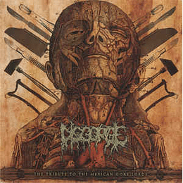 Various – Disgorge: The Tribute To The Mexican Gore Lords CD