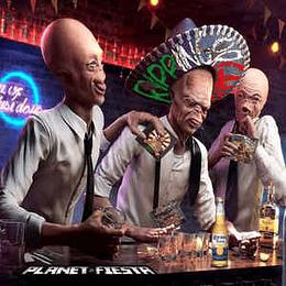 Cannibe, Marasmo , Ripping Organs – El Sabor Del Cerebro, Infantofilo Toldders, Planet Fiesta CD