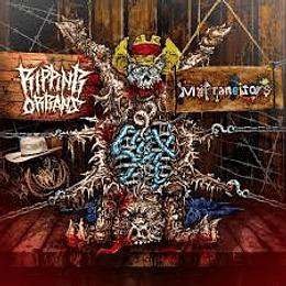 Ripping Organs/ Marraneitors - Split CD