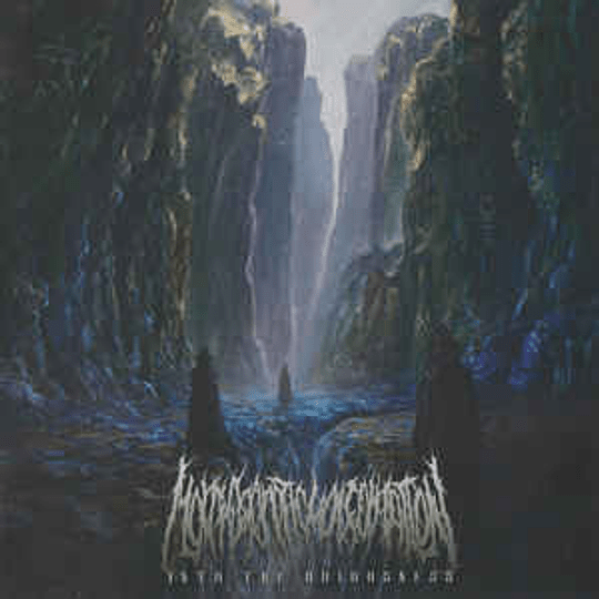 Morphogenetic Malformation – Into The Odiousness CD