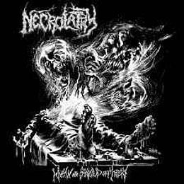 Necrolatry  – Within The Shroud Of Misery CD