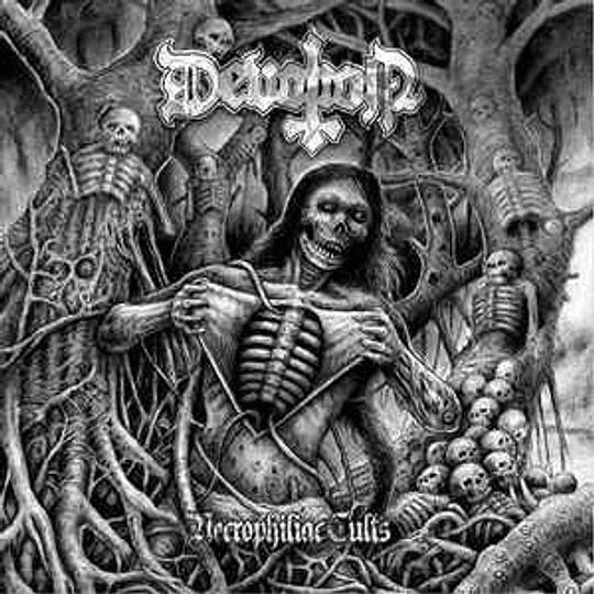 Devotion  – Necrophiliac Cults CD