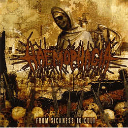 Haemophagia – From Sickness To Cult CD