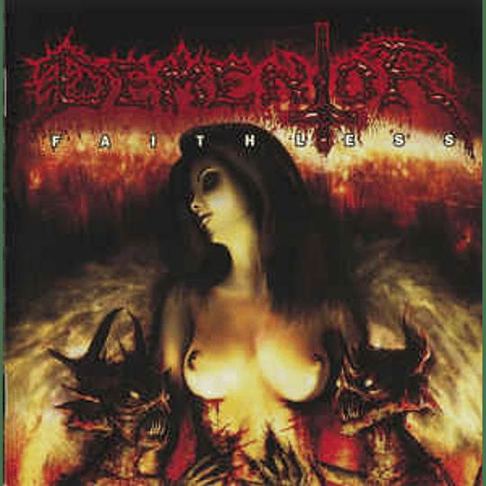Dementor – Faithless CD