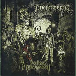 Ditchcreeper – Rotting Repugnancy CD