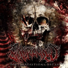 Extirpated – Decomposition & Decay CD