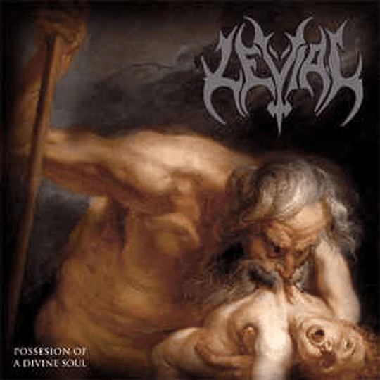 Levial – Possesion Of A Divine Soul CD