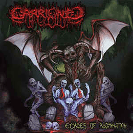 Carrioned – Echoes Of Abomination CD