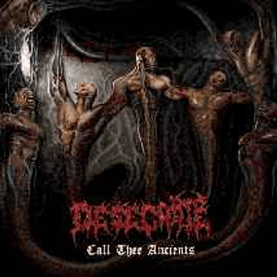 Desecrate  – Call Thee Ancients MCD