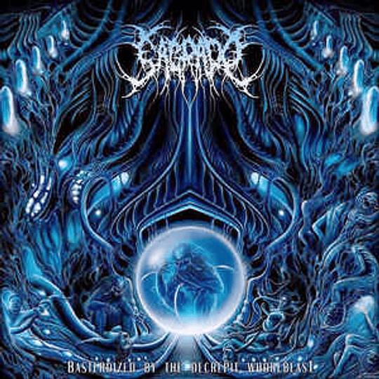 Sagrado – Bastardized By The Decrepit Whorebeast CD