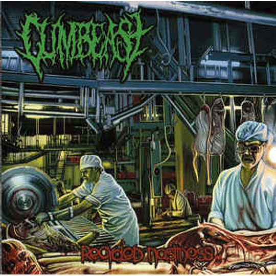 Cumbeast – Recycled Nastiness CD