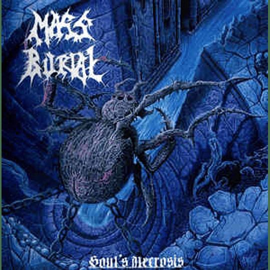 Mass Burial  – Soul's Necrosis CD