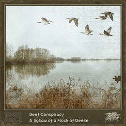Beef Conspiracy – A Jigsaw Of A Flock Of Geese CD