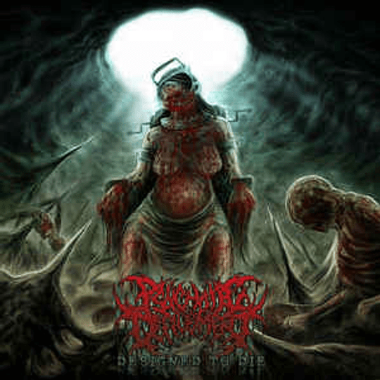 Psychotic Defilement – Designed To Die CD