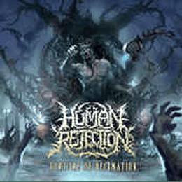 Human Rejection – Torture Of Decimation CD