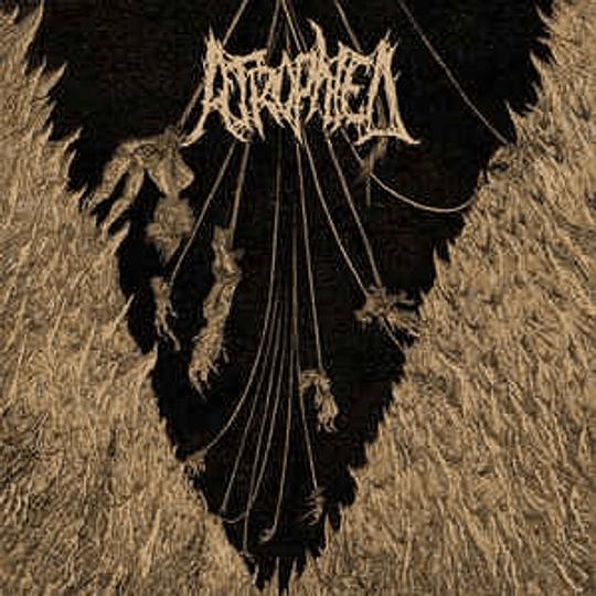Atrophied – Pendulum Of Extremes CD