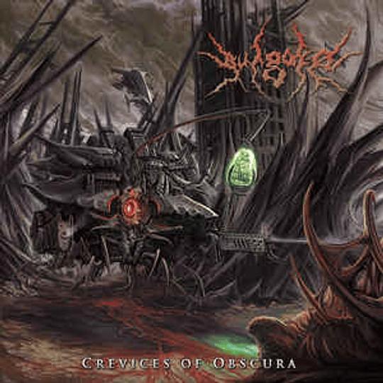 Vulgore – Crevices Of Obscura CD