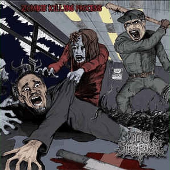 Ohio Slamboys – Zombie Killing Process CD