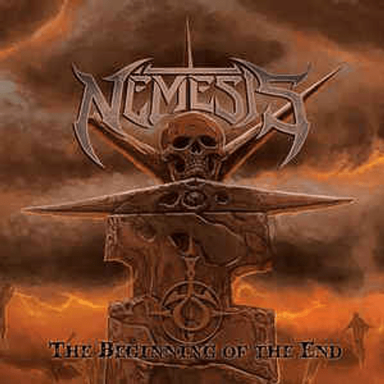 Némesis  – The Beginning Of The End MCD