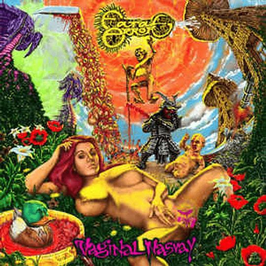 Fatal Error – Vaginal Nasvay CD