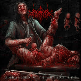 Astyanax – Embalmed With Afterbirth CD