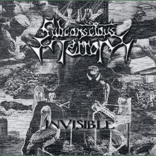 Subconscious Terror – Invisible CD