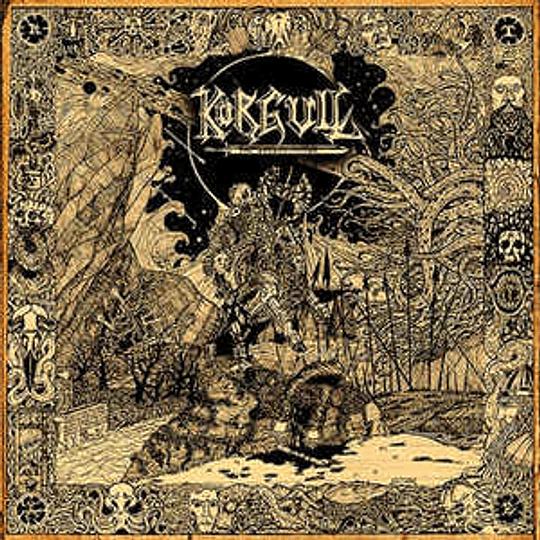 Körgull The Exterminator – Sharpen Your Spikes CD