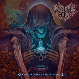 OSSUARY ANEX - Obscurantism Apogee CD