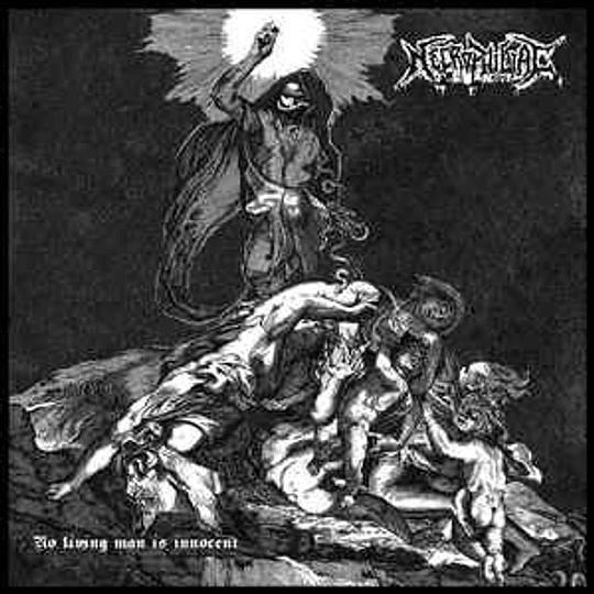 Necrophiliac – No Living Man Is Innocent DIGCD