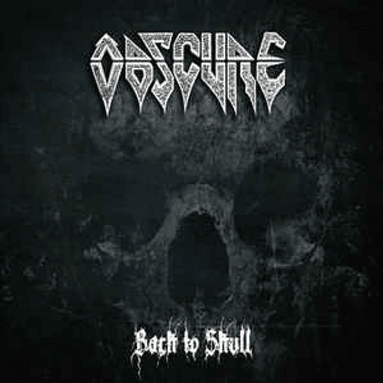 Obscure  – Back To Skull CD