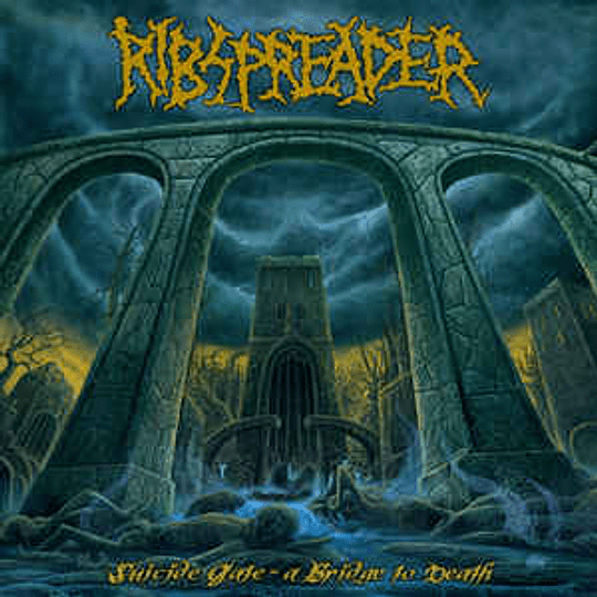 Ribspreader – Suicide Gate - A Bridge To Death CD
