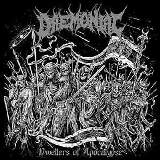 Daemoniac – Dwellers Of Apocalypse CD