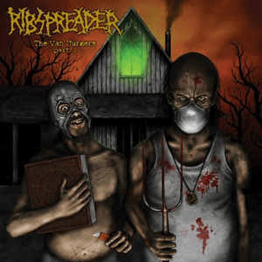 Ribspreader – The Van Murders - Part 2 CD