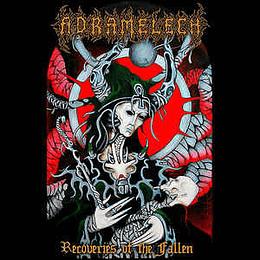 Adramelech – Recoveries Of The Fallen CD