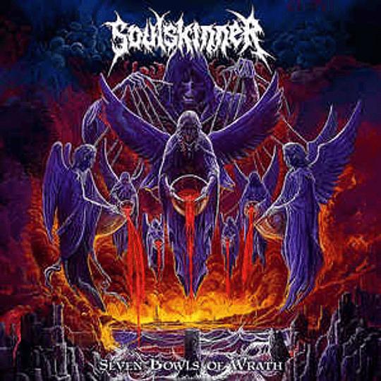 Soulskinner – Seven Bowls Of Wrath CD