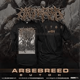 Arsebreed -Butoh t-SHIRT  size XL