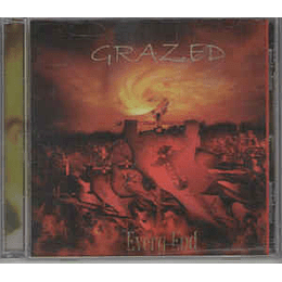 Grazed – Every End CD