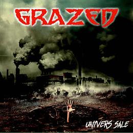 Grazed – Univers Sale CD