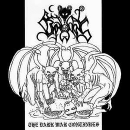 Bestial Summoning – The Dark War Continues CD